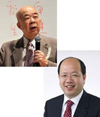 舩井 幸雄 & 船井 勝仁(ふない ゆきお)